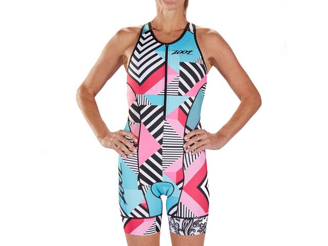Zoot LTD Tri Racesuit Dames, bont